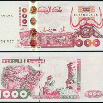 ALGERIA / Алжир - 1000 Dinars 1998 - UNC
