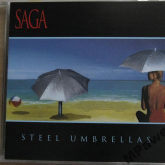 CD Saga. Steel Umbrellas. 1994.