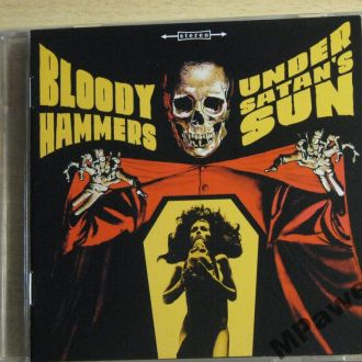 CD Bloody Hammers. Under Satan's Sun. 2014.