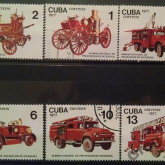 марки Куба техника пожарные машины серия