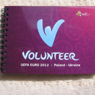 Инструкция  волонтеру UEFA на EURO2012