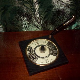 Термометр СССР Москва