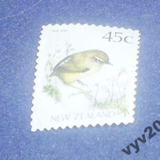 Новая Зеландия*-1991 г.-Птица с/кл (полная)
