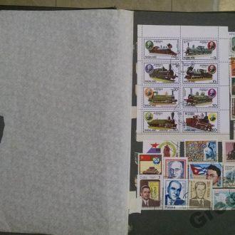 Альбом с марками 360шт +50 марок бонус со сл.накл.