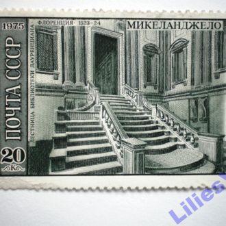 Микеланджело  Флоренция 1523-1524
