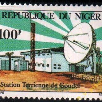 Нигер 1978 Антена MNH
