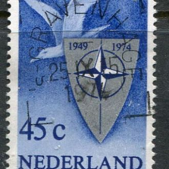 Нидерланды Блок Нато гаш