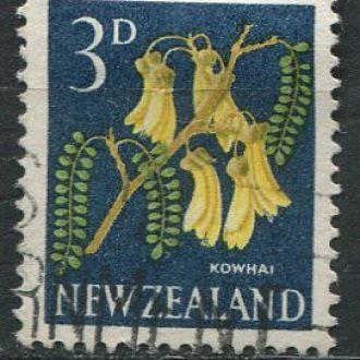 Новая Зеландия Флора Цветы гаш