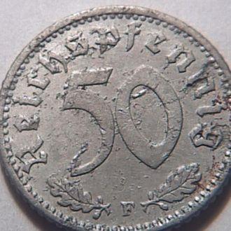Германия, 50 пфенингa, 1942 г №1