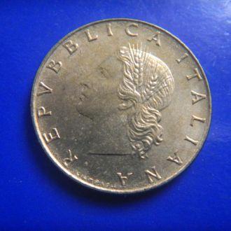 Италия 20 лир 1975