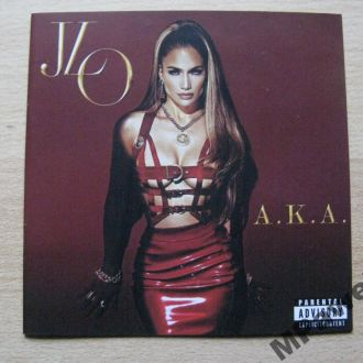 CD Jennifer Lopez. A.K.A. 2014.