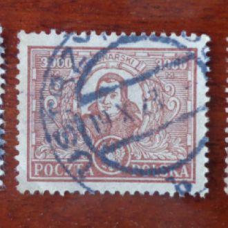 Польша,1923г,М182-84 -2.40эвро