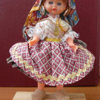 Лялька, кукла в национальном Португалія 19,5см