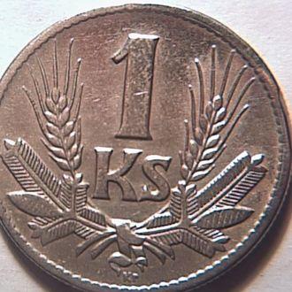 СЛОВАКИЯ 1 крона 1940 г
