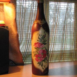 бутылка кувшин