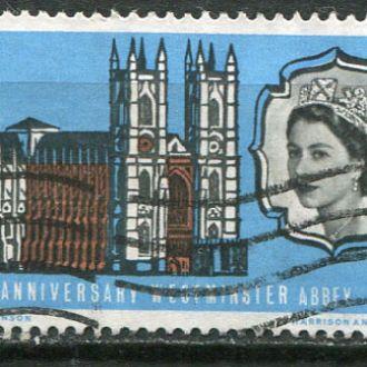 Великобритания Архитектура Вестминстер  гаш