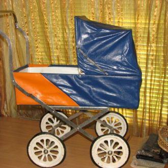 коляска детская ссср для кукла 1