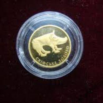 СКІФСЬКЕ / Скифское золото Кабан