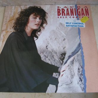 Laura Branigan : Self Control ( Germany  ) LP