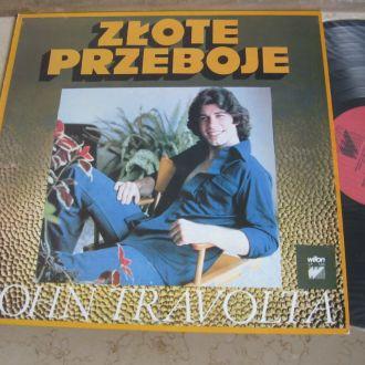 John Travolta  :  20 Golden Pieces Of John Travolta  ( Poland) LP