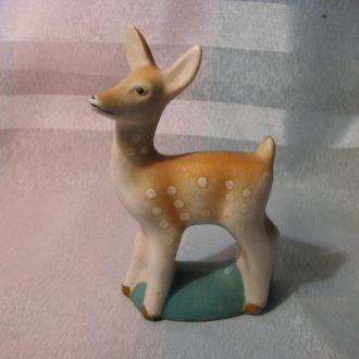 олененок олень
