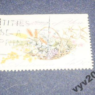 Австралия-1992 г.-Цветы (полная)