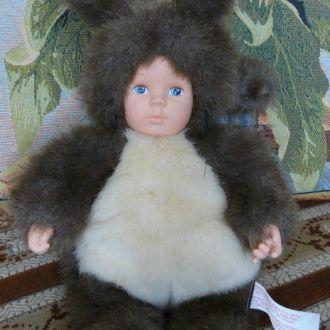 Лялька Кукла Anne Geddes Білка 23см