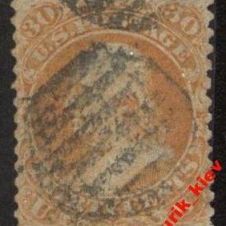 США1861 г.№ 24 гаш