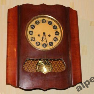 часы настенные ЯНТАРЬ С БОЕМ ИНТЕРЕСТНЫЕ