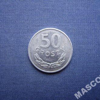 Польша 50 грошен 1983г