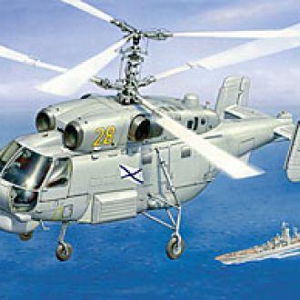 Противолодочный вертолёт Ка - 27