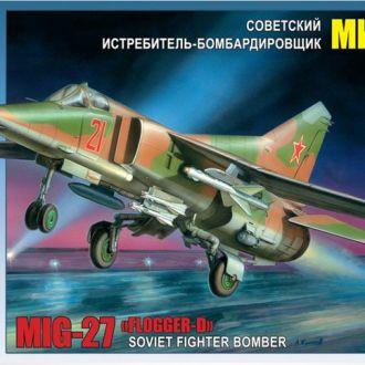 Миг-27 Flogger-D