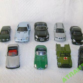 10 Машин - одним лотом !