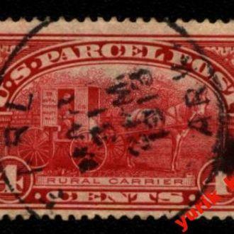 США  1913 г № 94 гаш