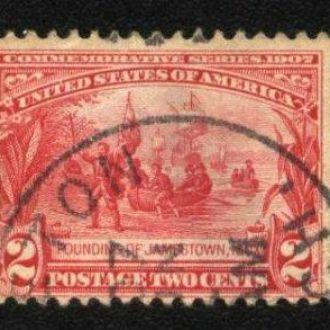 США1907 г.№ 159-161 сер гаш