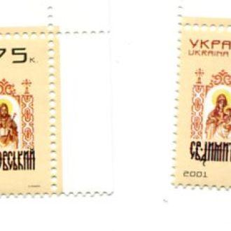 УКРАИНА 2001 РАЗНОВИДНОСТЬ РЕЛИГИЯ ЦЕРКОВЬ