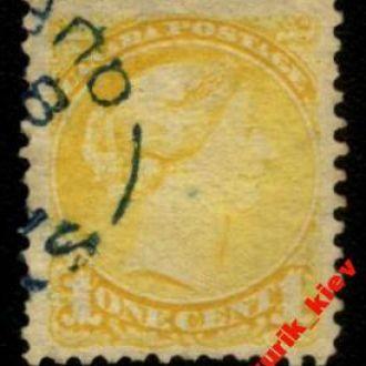 Canada 1870г № 26  гаш