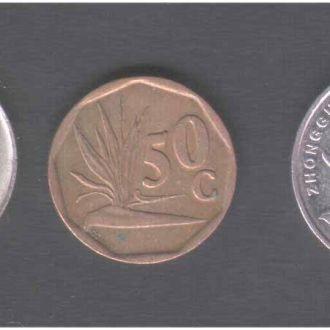 NM подборка - флора - разл.страны - 5 монет