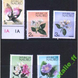 NM Науру MNH  -