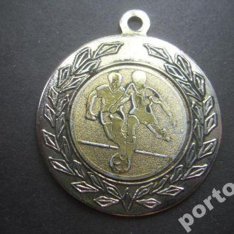 спортивная медаль футбол Италия