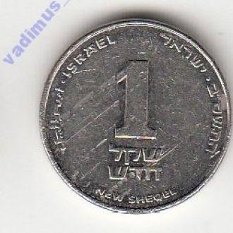 Израиль, 1 новый шекель