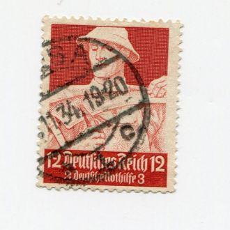 ГЕРМАНИЯ 1934 РЕЙХ