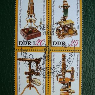 Старинные микроскопы