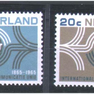 ZM Нидерланды 1965 г MNH