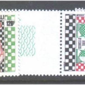 ZM Мали 1977 г  MNH -- полная серия