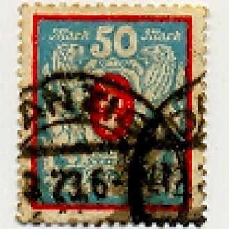 ГЕРМАНИЯ ДАНЦИГ 1922