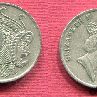 Австралия 10 центов 1988