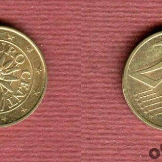 Австрия 2 евроцента 2011