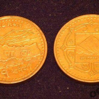 Непал 1 рупия 2008