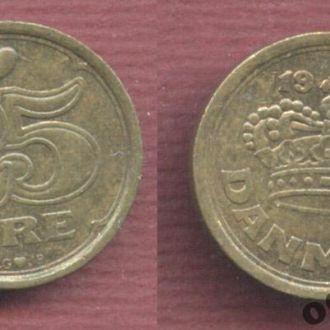 Дания 25 оре 1990